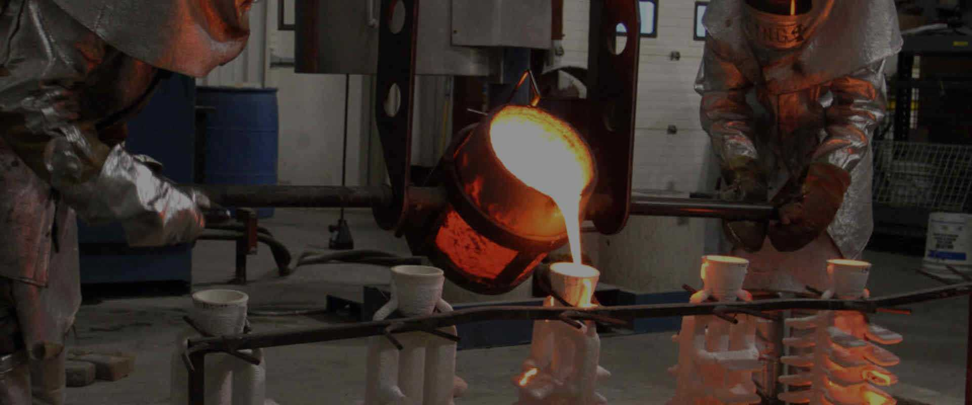 ADVANCED BRONZE SCULPTURE FOUNDRY