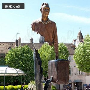 Casting bronze bruno catalano sculpture prices BOKK-60