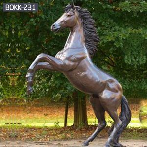 Casting bronze horse statues for sale