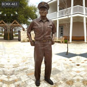 Hand Made Famous Bronze American Navy Statue for Sale BOKK-483
