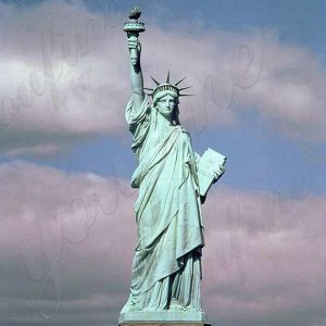What Do You Know about Famous Bronze Statue of Liberty?