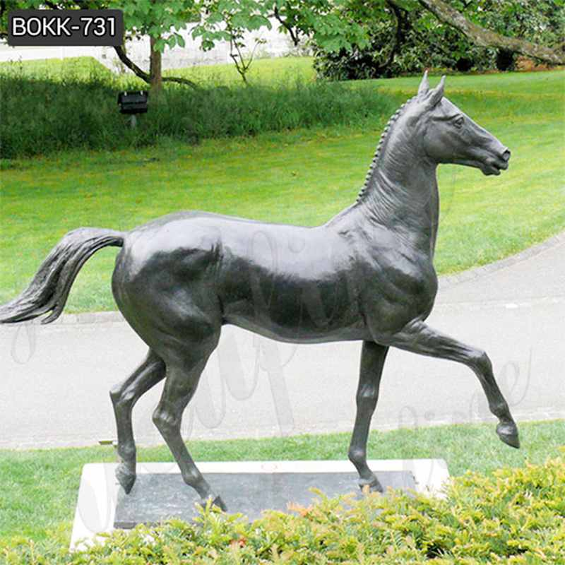bronze horse foundry