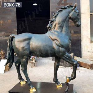 Why People Love Bronze Horse Sculpture?