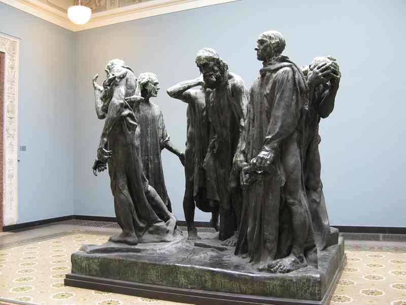 The Most Influential Sculptor in France in the 19th Century: Auguste Rodin