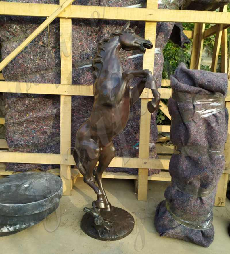 bronze horses for sale