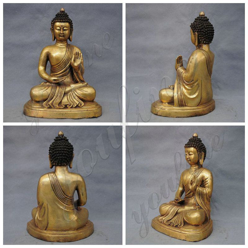 Bronze Shakyamuni Buddha Statue for Sale