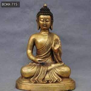 Bronze Shakyamuni Buddha Statue for Sale BOKK-715