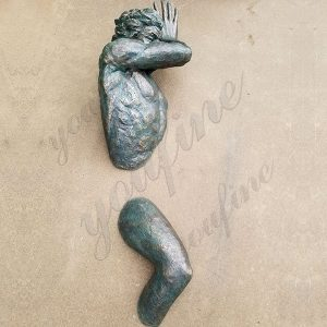 Popular Bronze Matteo Pugliese Sculpture for Sale for Home Decor BOKK-597