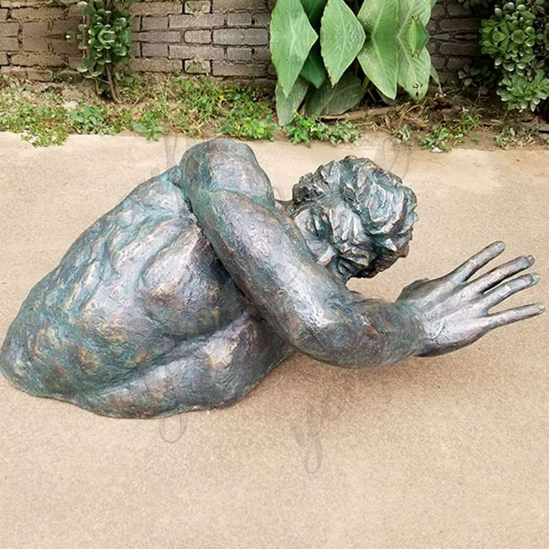 Popular Bronze Matteo Pugliese Sculpture for Sale for Home Decor
