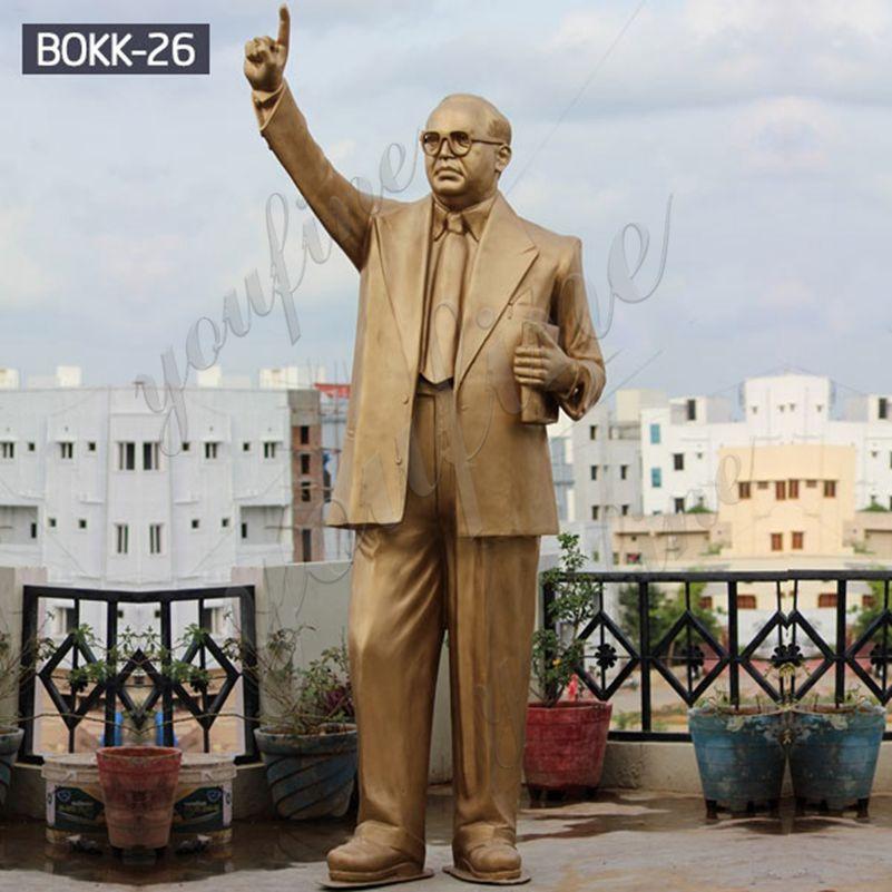 B.R. Ambedkar Bronze Statue for Sale