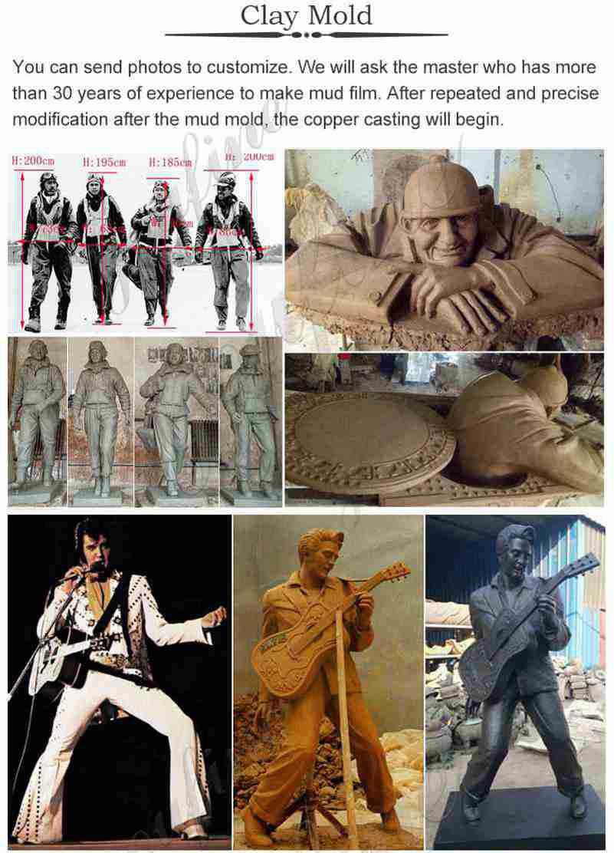 Life Size Famous Bronze Statue Suppliers