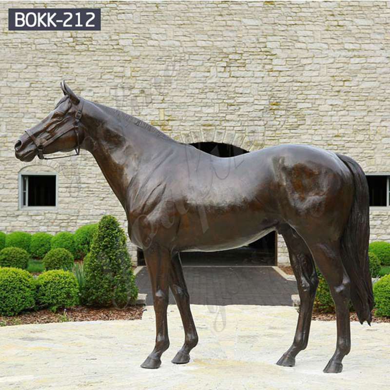 Custom-Made-Arabian-Horse-Statue-Life-Size-Antique-Bronze-Horse-Design-for-Farm-for-Sale-from-China-Foundry-BOKK-212