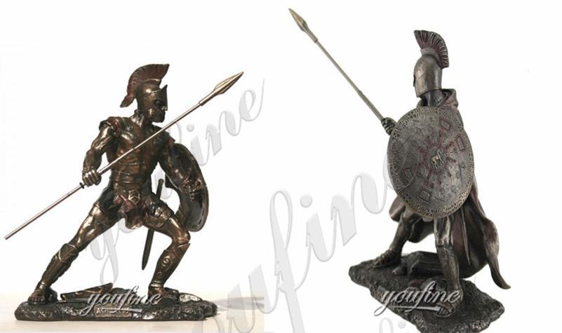 Trojan Warrior Statue for sale