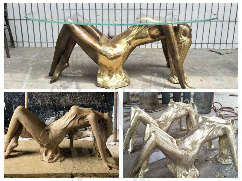 Custom bronze statue designed for sale