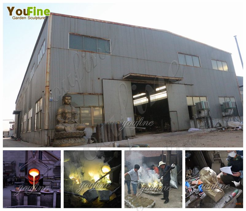 our bronze foundry