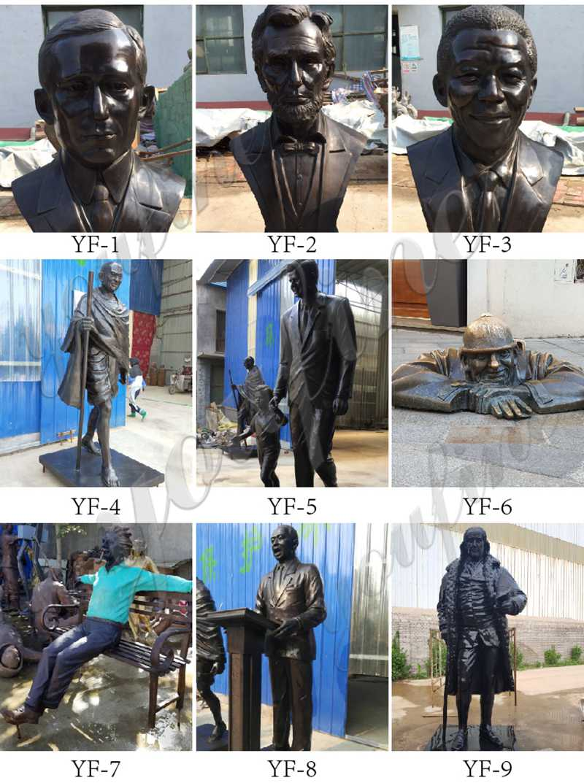 Bronze figure statue for sale