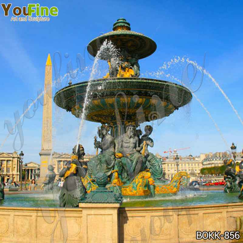 Garden Bronze Statuary Fountain Suppliers
