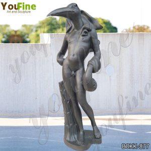 Life Size Birdman Bronze Sculpture by Salvador Dali for Sale BOKK-877