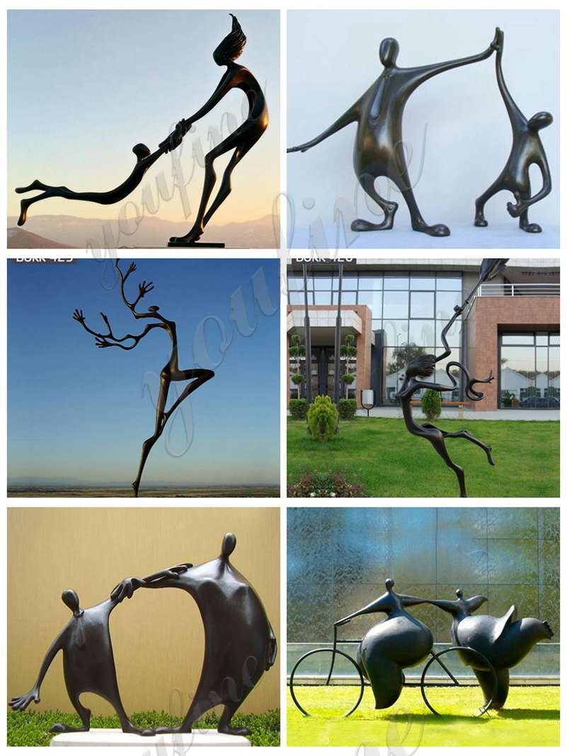 bronze garden sculpture for sale