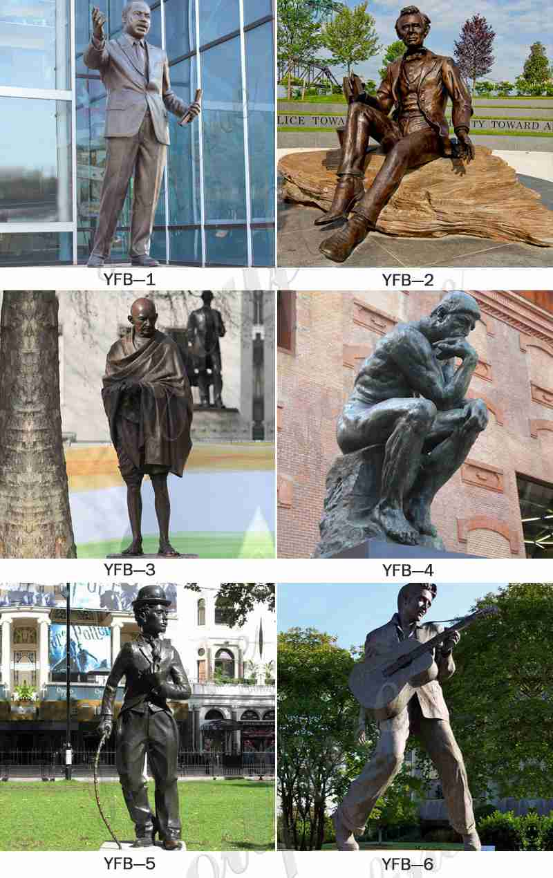 famous bronze statues for sale