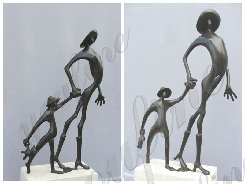 Life Size Bronze Sculpture for Sale