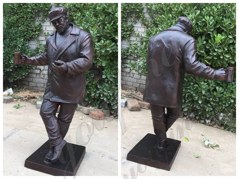 Life size bronze statue for sale