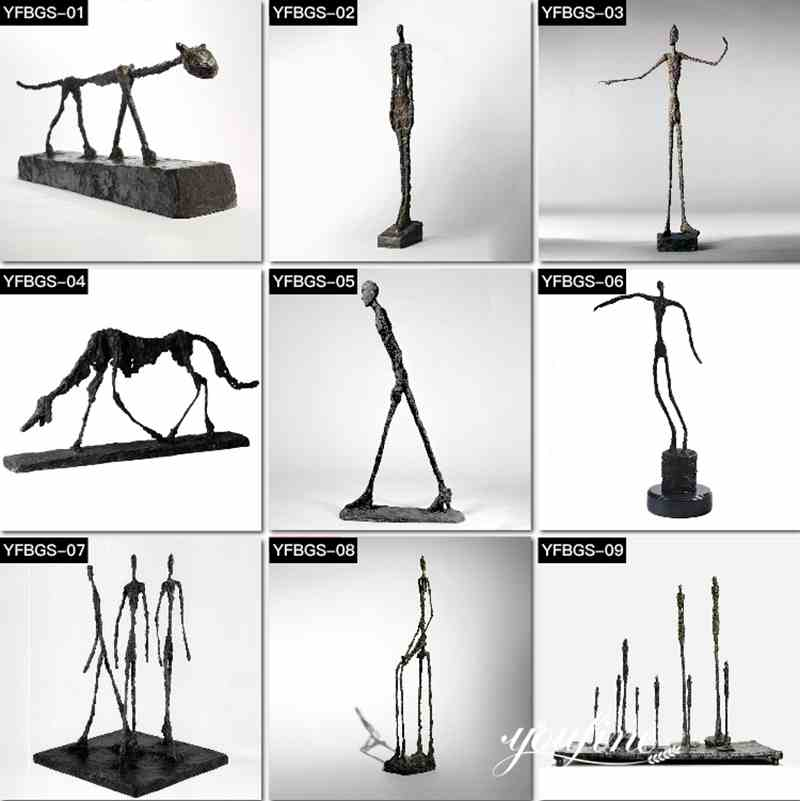 Giacometti Sculpture for Sale