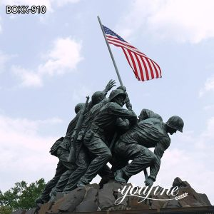 Large Bronze Monument Statue US Marine Corps Memorial for Sale BOKK-910