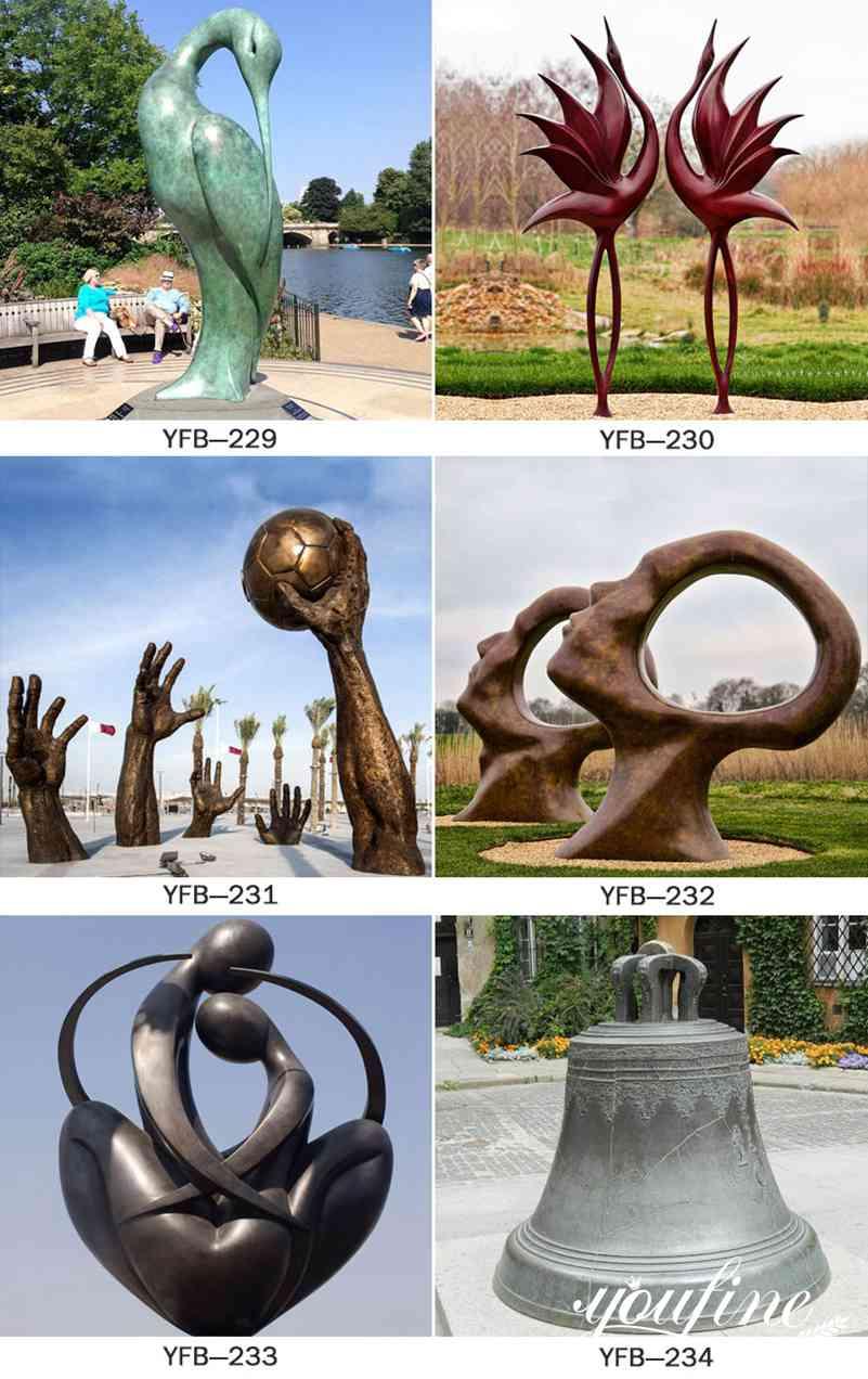 Bronze Sculpture Outdoor Sculpture