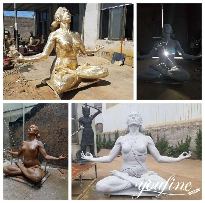 modern bronze sculpture artists