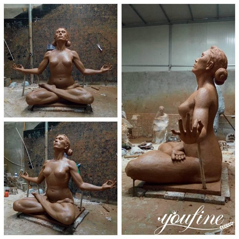 modern bronze sculpture for sale