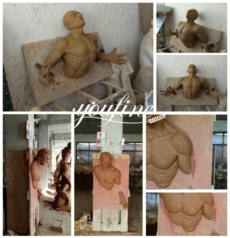 Wall Art Sculpture