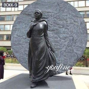 Mary Seacole Bronze Nurse Statue Square Memorial for Sale BOKK-09