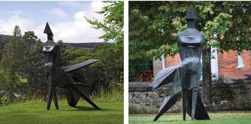 lynn chadwick sculpture park