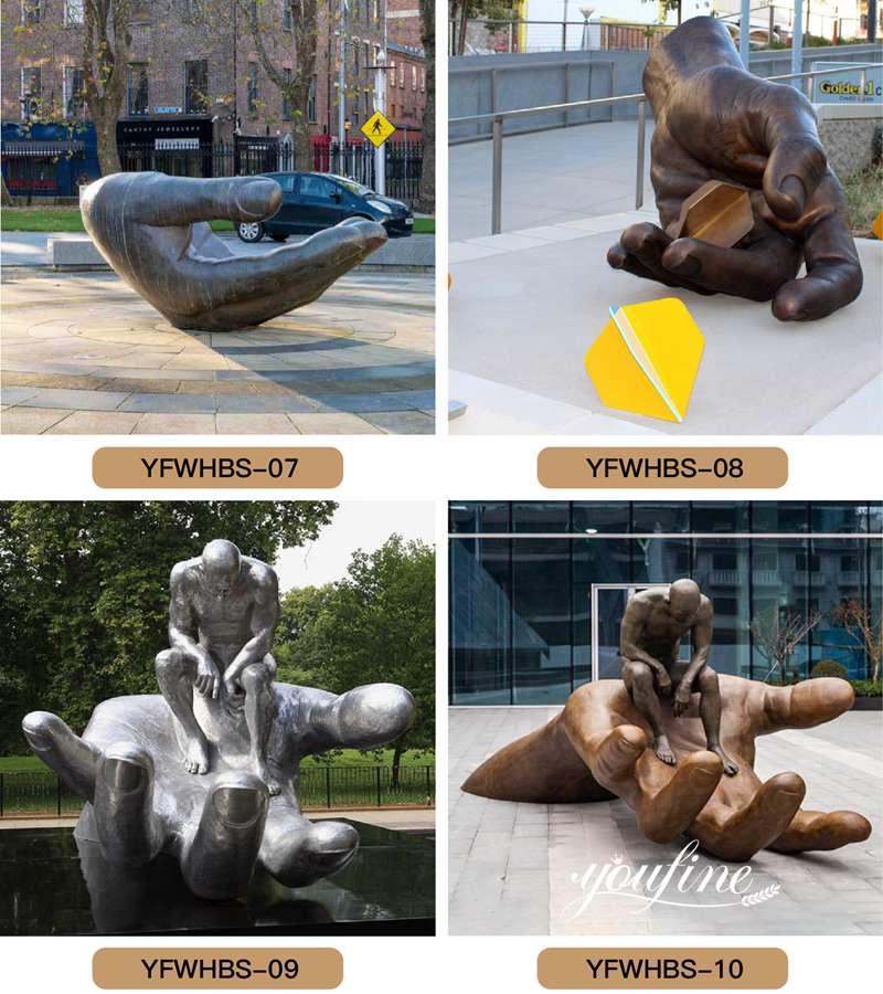 orenzo quinn sculptures for sale