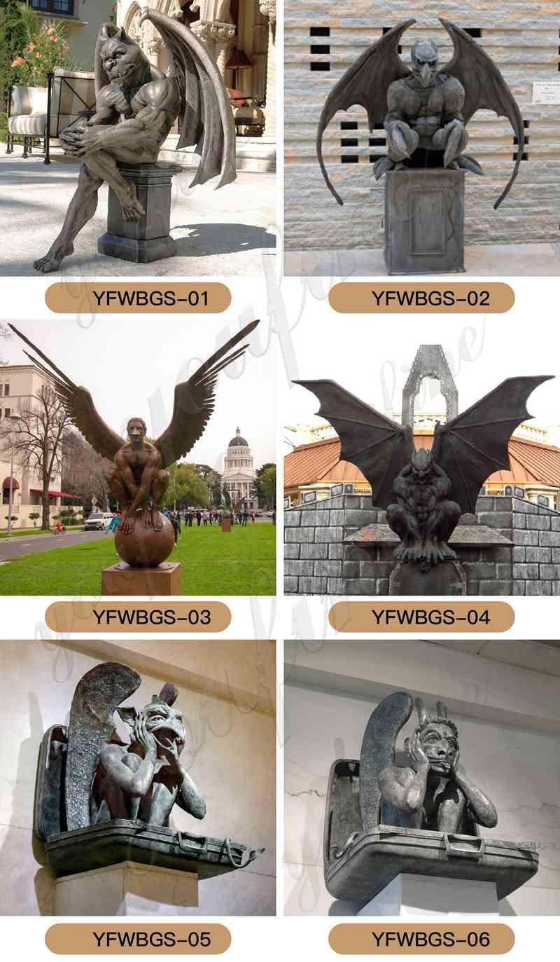 Guardian Dragon Sculpture