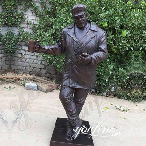 Custom Bronze Statue of American Bronze Beer Man Feedback